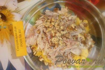 Салат из манго и курицы Шаг 7 (картинка)