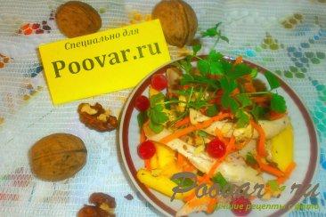 Салат из манго и курицы Шаг 12 (картинка)