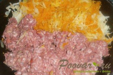 Вареники с мясом и капустой Шаг 5 (картинка)