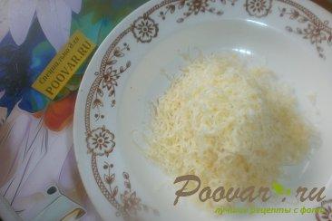 Салат из сыра и огурцов Шаг 6 (картинка)