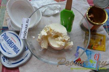 Слойки со сливочным кремом и ягодами Шаг 3 (картинка)