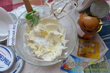 Слойки со сливочным кремом и ягодами Шаг 4 (картинка)