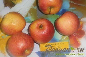 Лаваш с творогом и яблоками Шаг 2 (картинка)