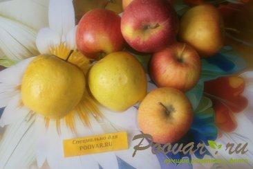 Соложеники с яблоками Шаг 10 (картинка)