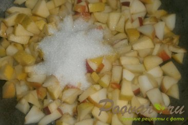 Соложеники с яблоками Шаг 12 (картинка)
