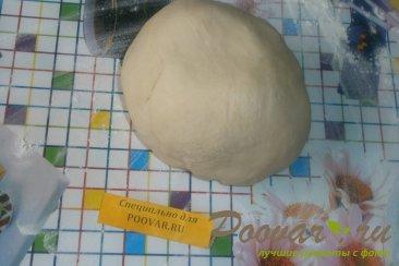 Узбекские слоистые лепёшки с луком Шаг 6 (картинка)