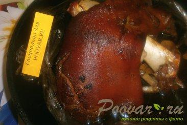 Свиная рулька в рукаве Шаг 8 (картинка)