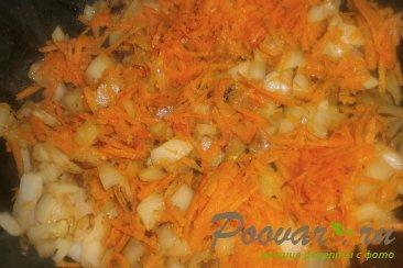 Хек в томатном соусе с луком и морковью Шаг 11 (картинка)