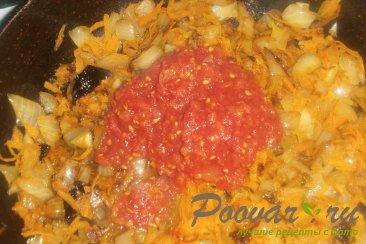Хек в томатном соусе с луком и морковью Шаг 15 (картинка)