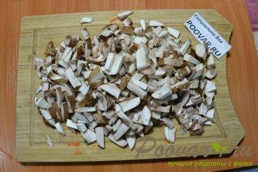 Лазанья с фаршем и грибами Шаг 8 (картинка)