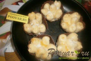 Булочки с арахисом из дрожжевого теста Шаг 12 (картинка)