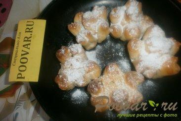 Булочки с арахисом из дрожжевого теста Шаг 15 (картинка)