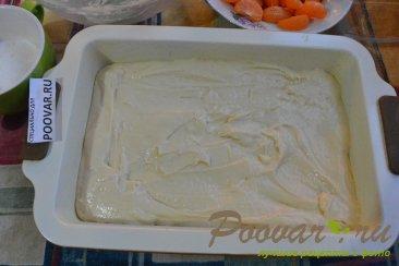 Быстрый пирог к чаю с мандаринами Шаг 10 (картинка)