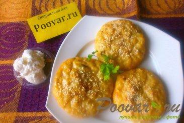 Сырники с картофелем в духовке Изображение