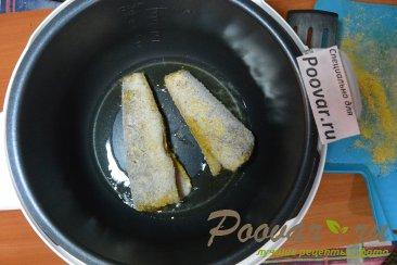 Жареная рыба и мамалыга в мультиварке Шаг 5 (картинка)