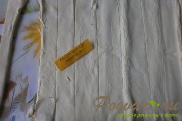Булочки с мармеладом из пресного теста Шаг 3 (картинка)