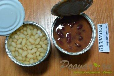 Фасоль с колбасками в мультиварке Шаг 6 (картинка)