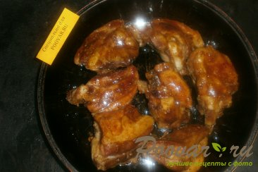 Свиные рёбрышки с мёдом и горчицей Шаг 12 (картинка)