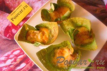 Пангасиус в лаваше, запечённый в духовке Изображение