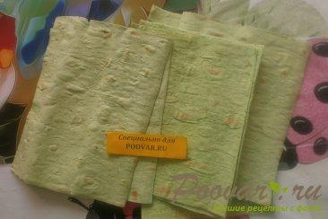 Пангасиус в лаваше, запечённый в духовке Шаг 12 (картинка)