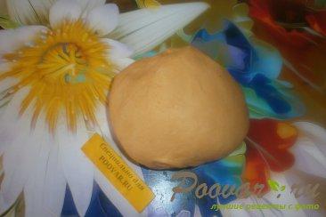 Томатные лепёшки с сыром на сковороде Шаг 9 (картинка)