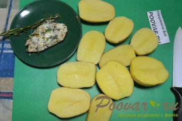 Картошка по-деревенски в духовке Шаг 3 (картинка)