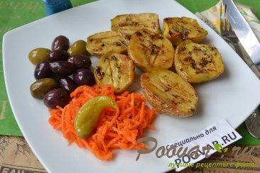 Картошка по-деревенски в духовке Шаг 7 (картинка)