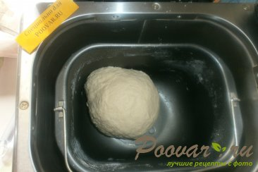 Мраморное тесто для вареников Шаг 3 (картинка)