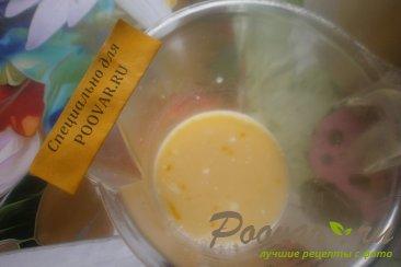 Мраморное тесто для вареников Шаг 1 (картинка)