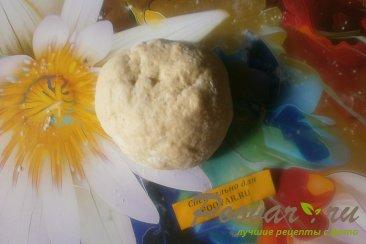 Мраморное тесто для вареников Шаг 4 (картинка)