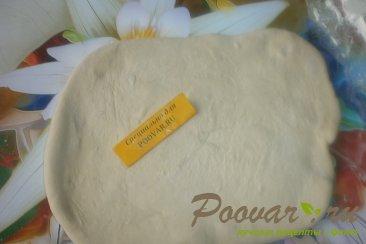 Мраморное тесто для вареников Шаг 9 (картинка)