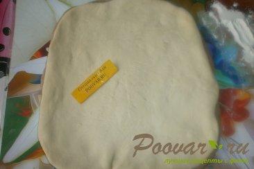 Мраморное тесто для вареников Шаг 10 (картинка)
