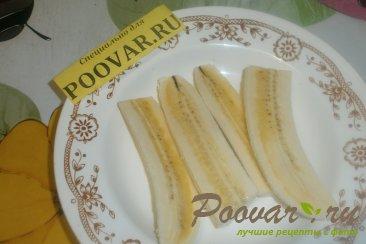 Блинчики с бананом Шаг 12 (картинка)