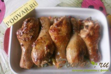 Куриные голени с овощами в духовке Шаг 9 (картинка)