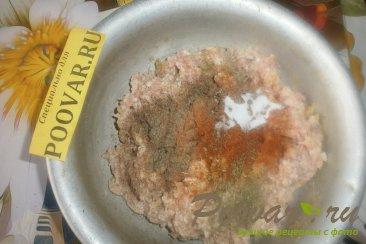 Зразы куриные с луком и сыром Шаг 2 (картинка)