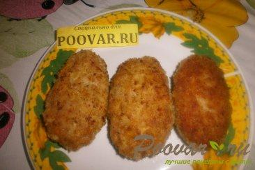Зразы куриные с луком и сыром Шаг 14 (картинка)