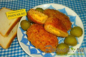 Зразы куриные с луком и сыром Шаг 15 (картинка)