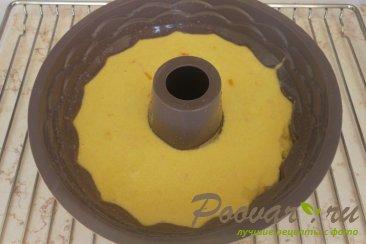 Апельсиновый кекс с пропиткой Шаг 10 (картинка)