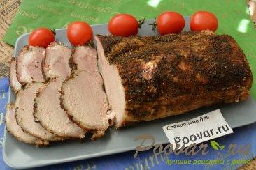 Мясо запеченное в соли Шаг 10 (картинка)