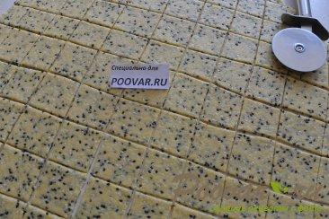 Печенье крекер Шаг 12 (картинка)