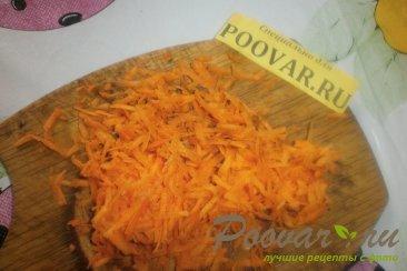 Тушёный картофель с солёными огурцами Шаг 6 (картинка)