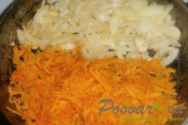 Тушёный картофель с солёными огурцами Шаг 7 (картинка)