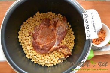 Гороховый суп с мясом в мультиварке Шаг 6 (картинка)