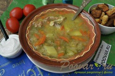 Гороховый суп с мясом в мультиварке Шаг 14 (картинка)