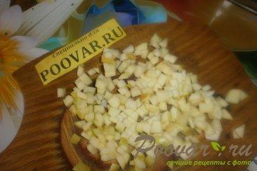 Рулетики из лаваша с орехами и финиками Шаг 6 (картинка)