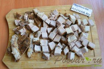 Гречка с мясом в мультиварке Шаг 3 (картинка)