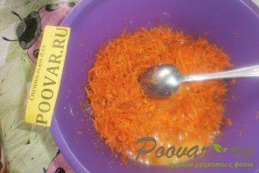 Морковный пирог с яблоками Шаг 5 (картинка)