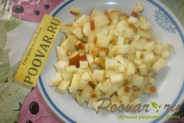 Морковный пирог с яблоками Шаг 11 (картинка)