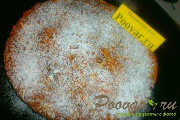 Морковный пирог с яблоками Шаг 17 (картинка)