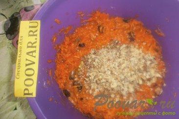 Морковный пирог с яблоками Шаг 9 (картинка)
